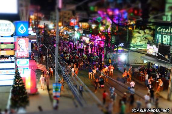 bangla street